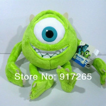 Peluche Mike Wazowski Monster University 25 Cm Hermoso