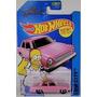 Hot Wheels Auto Homero Simpsons Cfg80 The Simpsons