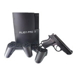 Consola De Juegos 8 Bits Tipo Family Game Alien Pro 2 O 3
