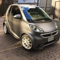 Smart Cabrio Grey Matt. Edición Limitada