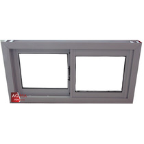 Aberturas Ventana Herrero Aluminio Blanco 1 X 40 Agma