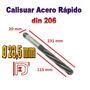Calisuar Helicoidal A/r Cilindrico 23,5 Mm