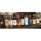 Regalo Souvenirs  Botellitas X3 Whisky Gin Licor Vodka