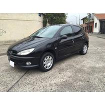 Peugeot 206 Xs Premium 1.6 Impecable. *financio/permuto*