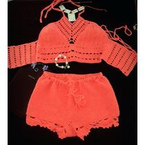 Bikinis Tejidos A Crochet