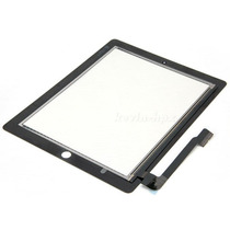 Vidrio Tactil Touchscreen Pantalla Apple Ipad 3 - 3rd - 4