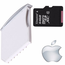 Nifty Minidrive Micro Sd Adaptador Macbook Apple Memoria New