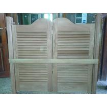 Puerta Vaiven De 090x100 Extra Porch