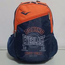 Mirá!!! Mochilas Everlast Boxing 24 Ltrs 100% Originales!!!