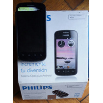 Celular Philips W 6360 Liberado Con Antena