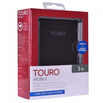 Disco Rigido Externo 1tb Usb 3.0 2.0 Touro Hitachi