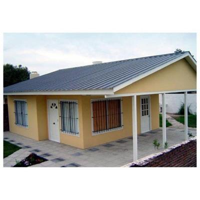 Viviendas ybycui prefabricadas y premoldeadas en for Terminaciones de techos interiores