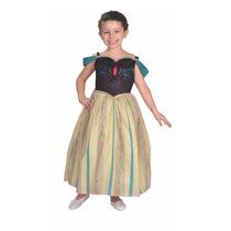 Disfraz Disney Frozen Anna Coronacion Newtoys - Mundo Manias