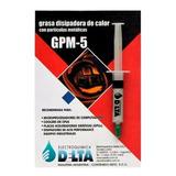 Grasa Disipadora Calor Delta Gpm-5 Con Particulas Metalicas