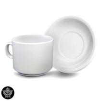 Juego 12 Tazas De Café Y 12 De Té Con Plato Tsuji 450