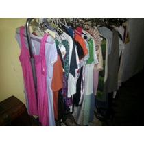 Lote De 30 Prendas , Remeras,pantalon, Pollera, Vestidos Ext
