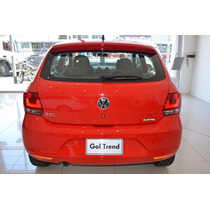 Volkswagen Gol Trend ! 2016 - Anticipo Y Cuotas Mg #a8