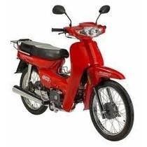 Kit De 14 Plasticos Motomel Eco 70/110 Go Rojo En Agrobikes