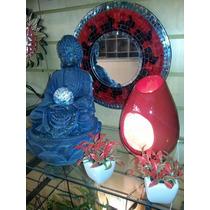 Fuente De Agua De Mujer Buda Mide 30 Cm De Alto Cordoba Capi