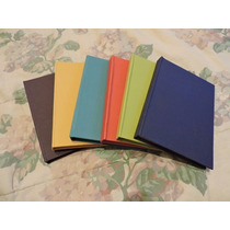 Cuadernos Tamaño A5 Hojas Lisas O Rayadas