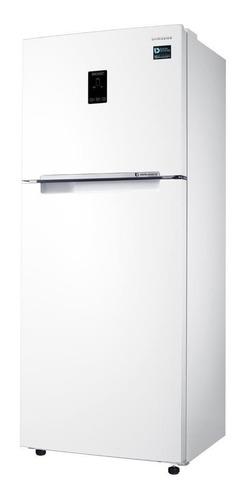 Heladera Inverter No Frost Samsung Rt35k5532 Snow White 362l 110v