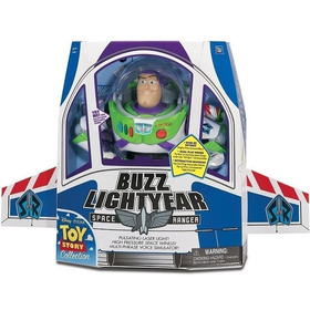 Muñeco Buzz Lightyear Toy Story 55 Frases Interactivo Nave
