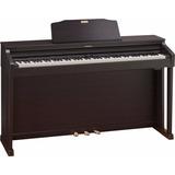 Roland Hp504 Piano Digital 88 Teclas C/ Mueble 3 Pedales