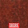 Ceramica De Patio Colonial Rosso 33x33 1ra San Lorenzo Totos