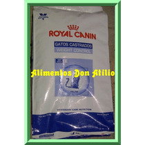 Royal Canin Castrados Young Male/female Weight Control 7,5kg