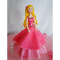 Tinker Barbie Plim Plim Circo Marinero Porcelana Souvenirs