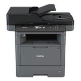 Impresora Multifunción Brother Dcp-l5 Series Dcp-l5600dn 220v Gris Y Negra
