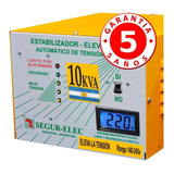 Elevador Automático Tensión 10 Kva R140v-245v Precio Oferta
