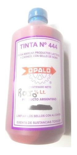 Tinta Comestible Opalo 444 Rojo Ó Violeta X 500cc