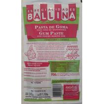 Pasta De Goma Ballina 500 Grs