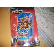 Juego Flipper Power Rangers