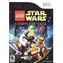 Lego Star Wars The Complete Saga Nintendo Wii Nuevo Sellado