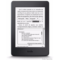 Amazon Kindle Touch 8 Generacion Tactil 4gb Ebook Reader