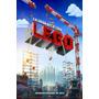 Poster Cine Afiche / Lego La Pelicula / La Gran Aventura