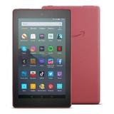 Tablet Amazon Fire 7 Kfmuwi 7  32gb Plum Con Memoria Ram 1gb