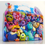 Bolsita Valijita Monster University Souvenir Pack X100