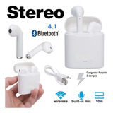 Auricular Bluetooth I7s Air Earbuds Pod Stereo Inalambrico