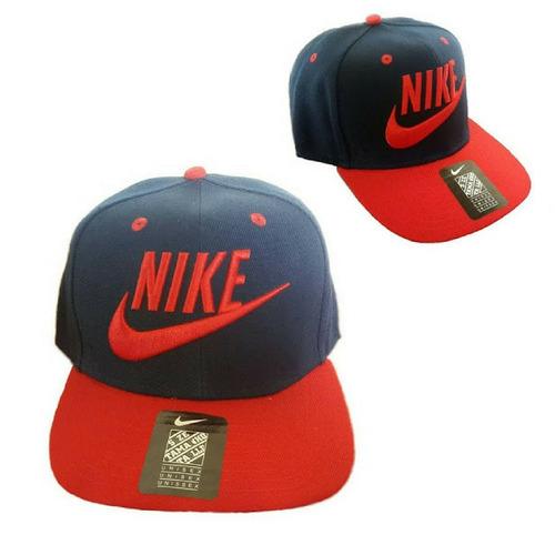 Gorra Visera Nike Combinada Bordada. Importada Snapback.   760 b5b50461c95