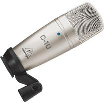 Micrófono Condenser Behringer C1 Usb