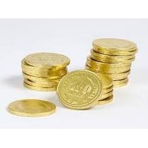 Monedas Piratas Chocolate