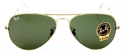 gafas aviador ray ban mercadolibre