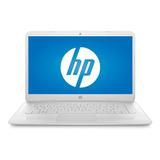 Netbook Notebook Hp Windows 14 Pulgadas Disco Solido 4gb Ram