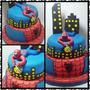 Torta Del Hombre Araña X 4,5kg