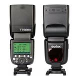 Flash Godox Tt685 P/ Nikon O Canon Ttl Nuevo Modelo