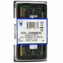 Memoria Sodimm 2gb Ddr2 533 667 800 Mhz Kingston Abasto