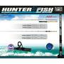 Caña Marine Sports Hunter Fish Big Game 12-30 Lbs 1.68 Mts
